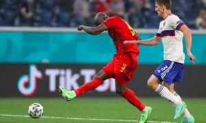 Lukaku lập cú đúp, tuyển Bỉ phô diễn sức mạnh đáng sợ