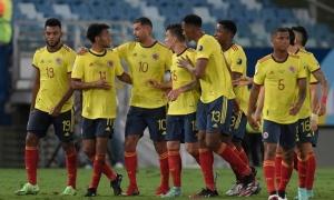 Phối hợp để đời, Colombia ra quân ấn tượng ở Copa America