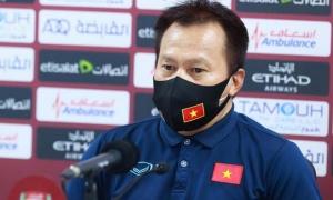 Trợ lý ĐT Việt Nam lý giải việc đưa bộ 3 HAGL vào sân trong hiệp 2