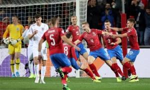 CH Czech vs Anh: Cả 2 đội cùng vui
