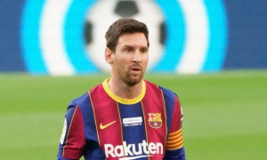 Barca chúc mừng sinh nhật và chờ đợi cái gật đầu từ Messi