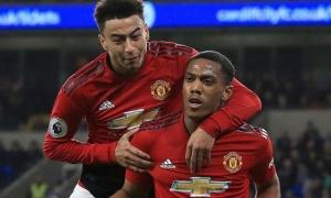 Không được đá EURO, Martial, Lingard hội ngộ người cũ Man Utd