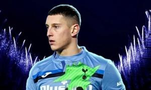 CHÍNH THỨC! Tottenham công bố tân binh đầu tiên