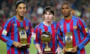 Top 5 cầu thủ nước ngoài xuất sắc nhất Barcelona: Bộ ba huyền thoại