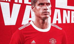 CHÍNH THỨC: Man Utd thông báo bom tấn thứ 2 sau Sancho