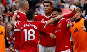 Dội bom vào lưới West Ham, 3 chiến binh Man Utd đã sẵn sàng