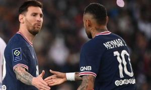 Pochettino giải thích về quyết định thay Messi