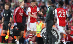 Mikel Arteta lo sót vó vì chấn thương của máy quét tuyến giữa Arsenal