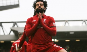 100 bàn thắng Premier League của Salah cho Liverpool: Con mồi thành London ưa thích