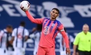 Bị loại khỏi cuộc đấu Brentford, Thiago Silva chán chường