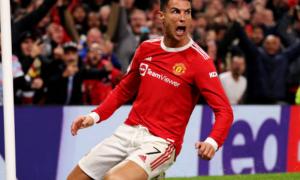 Ronaldo gửi thông điệp cho NHM Man Utd sau trận thắng Atalanta