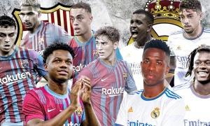 Barcelona vs Real Madrid: Kền kền trắng thị uy sức mạnh?