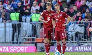 Tranh cãi lớn ở Bayern về Joshua Kimmich