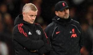Viễn cảnh độc hại của Man Utd sau trận thua Liverpool