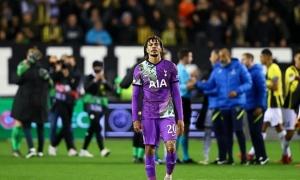 Sao Tottenham đang khiến lời tiên tri của Sir Alex trở nên 'việt vị'