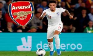 'Arsenal đã ở rất gần Jadon Sancho'