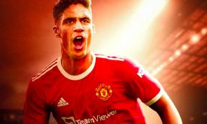 Hai biến cố khiến Varane trì hoãn gia nhập Man Utd