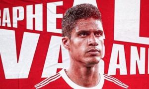 'Arsenal khao khát Varane và sẵn sàng trả 42 triệu bảng cho cậu ấy'