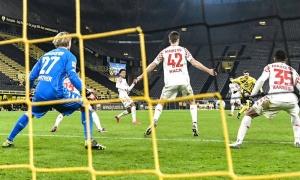 Hòa cay đắng, Meunier thừa nhận sự thật phũ phàng tại Dortmund