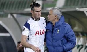 Mourinho: 'Muốn biết vì sao Bale sa sút phong độ, hãy hỏi Real ấy'