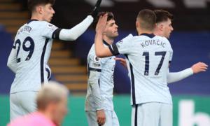 5 điểm nhấn Crystal Palace - Chelsea: The Blues nào phải chỉ có Mount