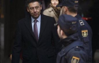 Bartomeu bị bắt, Barca bắt tay với cảnh sát điều tra