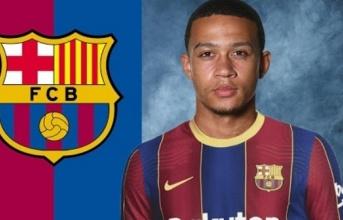 Barcelona lạc quan về Memphis Depay