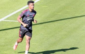 Sau cú sốc về bệnh tim, sao Bayern tái xuất