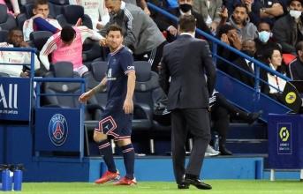 Messi chưa rõ khả năng ra sân trước Man City