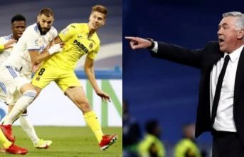Sự tinh quái của Ancelotti giúp Real trở lại đường đua danh hiệu