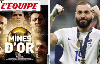 Karim Benzema sẽ giành Quả bóng vàng 2021?