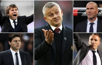 Conte hay Zidane, ai có thể thay thế Solskjaer?