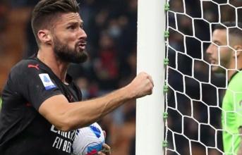 Mở ra cuộc lội ngược dòng ngoạn mục cho AC Milan, Giroud nêu cảm nhận về Ibrahimovic