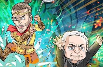 Cười té khói với loạt ảnh chế Tottenham sa thải Mourinho