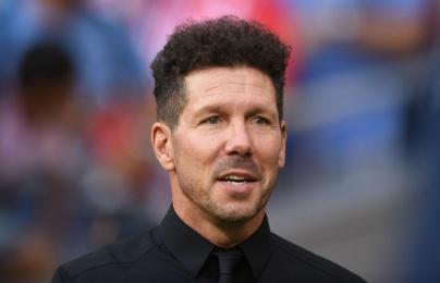 """Đánh thức """"ông chủ tuyến giữa"""", Simeone tự tin đưa Atletico đến ngai vàng"""