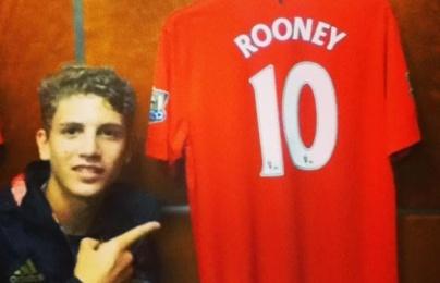 Locatelli là fan của Man Utd từ rất lâu?