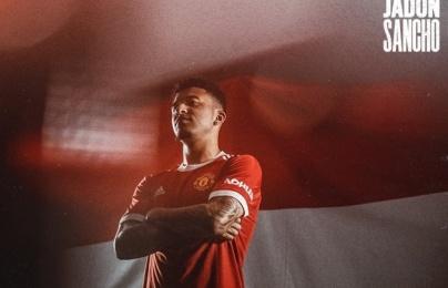 Số áo của Sancho và dự tính thận trọng cho một biểu tượng mới tại Man Utd