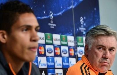 Lộ bí mật cuộc gặp với Ancelotti, Varane quyết định chia tay Real