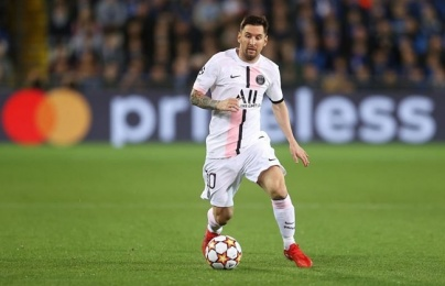 Messi nhận bao nhiêu tiền tại PSG?