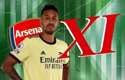 Đội hình Arsenal đấu Burnley: Tam tấu tấn công biến ảo