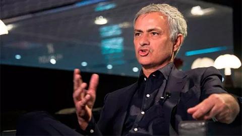 Mourinho nhận định MU - Barca - Bóng Đá