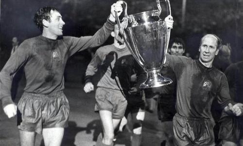 Man Utd mở triển lãm kỷ niệm 50 năm vô địch C1 | Bóng Đá