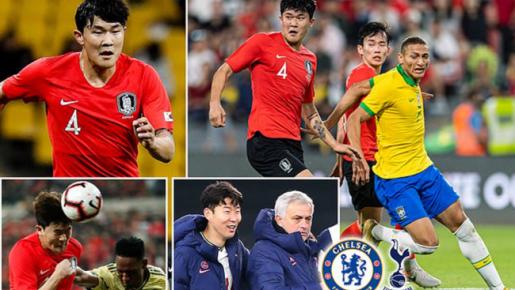 Tottenham sẽ hoàn hảo nếu có thêm 'Van Dijk' phiên bản Hàn