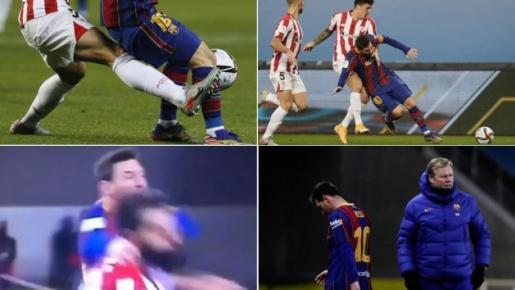 Ngày tàn của Messi ở Barcelona đã đến?