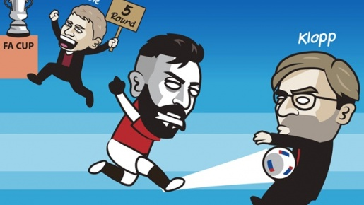 Cười té khói với loạt ảnh chế vòng 4 FA Cup