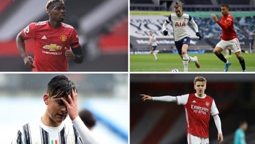 10 thương vụ chuyển nhượng khó thành công sau khi Super League sụp đổ: Man Utd lâm nguy!