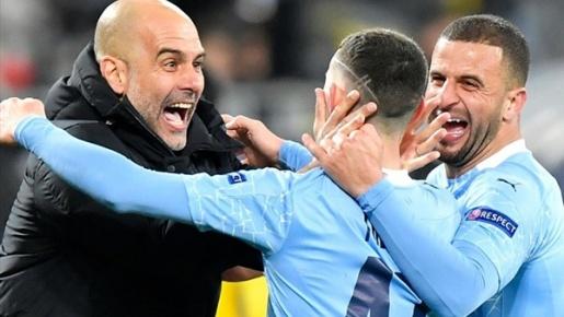 Pep Guardiola và 3 lần may mắn đồng hành tại vòng bán kết Champions League