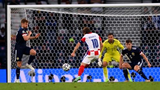 Modric quá đẳng cấp, ƯCV bàn thắng đẹp nhất EURO là đây