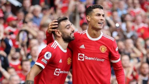 Chấm điểm Man Utd trận Atalanta: Bộ đôi Bồ Đào Nha thăng hoa