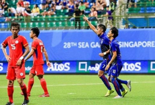U23 Indonesia đè bẹp U23 Campuchia với chiến thắng 6-1
